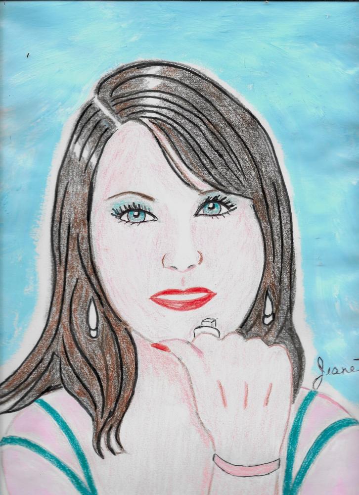 Courtney Cox-Arquette par Jeanette